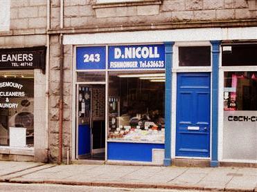 n nicoll fish